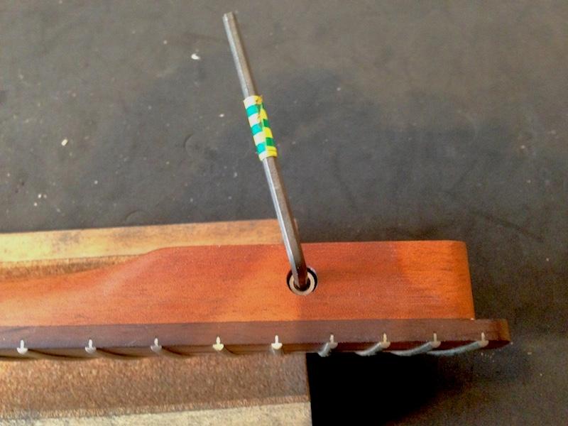Gotoh Side Adjuster 4 mm stiftn�gle